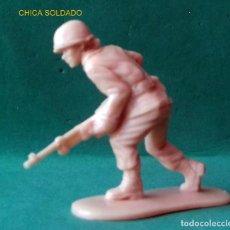 Jogos Antigos: FIGURAS Y SOLDADITOS DE 6 CTMS - 14039. Lote 268738699