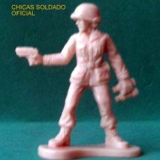 Jogos Antigos: FIGURAS Y SOLDADITOS DE 6 CTMS - 14040. Lote 268738849