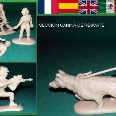 Giochi Antichi: FIGURAS Y SOLDADITOS DE 6 CTMS - 14057. Lote 268804009