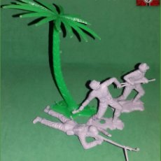 Juguetes Antiguos: FIGURAS Y SOLDADITOS DE 6 CTMS - 14077. Lote 268961229