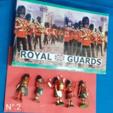 Juguetes Antiguos: JECSAN REAMSA COMANSI PECH - BRITAINS BOX ROYAL GUARDS 2. Lote 269066863