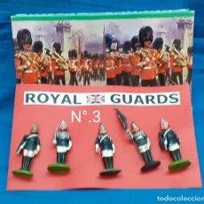 Juguetes Antiguos: JECSAN REAMSA COMANSI PECH - BRITAINS BOX ROYAL GUARDS 3. Lote 269066943