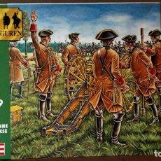 Juguetes Antiguos: REVELL ARTILLERIA AUSTRIACA GUERRA DE LOS 7 AÑOS-1:72. Lote 269732913