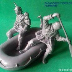 Giochi Antichi: FIGURAS Y SOLDADITOS DE 6 CTMS - 14113. Lote 269781958