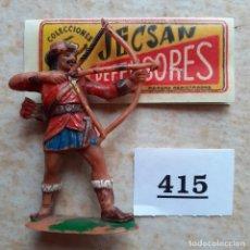 Juguetes Antiguos: REAMSA COMANSI PECH - LOTE 415 HUNO JECSAN PLASTICO. Lote 269831853