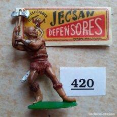Juguetes Antiguos: REAMSA COMANSI PECH - LOTE 420 HUNO JECSAN PLASTICO. Lote 269832028