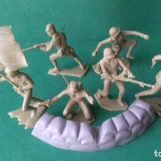 Giochi Antichi: FIGURAS Y SOLDADITOS DE 6 -CTMS 15529. Lote 285259068