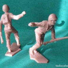 Juguetes Antiguos: FIGURAS Y SOLDADITOS DE 6 CTMS -15679. Lote 288142253