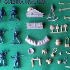 Juguetes Antiguos: FIGURAS Y SOLDADITOS DE 6 CTMS -16004. Lote 295999398