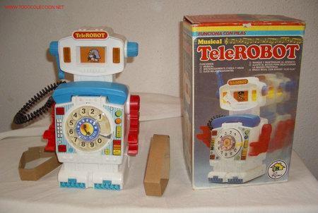 Juguetes antiguos: TELEROBOT DE RIMA,CAJA ORIGINAL,AÑOS 70 - Foto 2 - 22825517