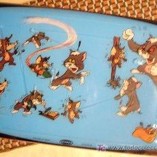 Juguetes antiguos: PISTA MECÁNICA GEYPER. GATO Y RATÓN. CON CAJA ORIGINAL VER FOTOS. Lote 22177843