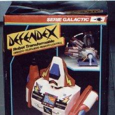 Juguetes antiguos: ROBOT DEFENDEX DE CLIM. Lote 20934823