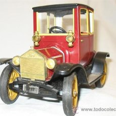 Juguetes antiguos: SCHUCO, FORD COUPE T (1917) 1227. Lote 21683851