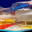 Juguetes antiguos: HELICOPTERO CON MOVIMIENTO DE ASPAS - JUGUETES BULLYCAN - VALENCIA. Lote 14667799