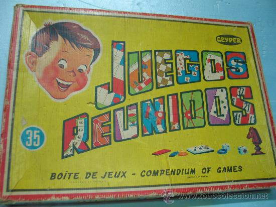 Juegos Reunidos Geyper 35 Precio Liquidacion Comprar Juguetes