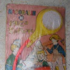 Juguetes antiguos: NACORALÍN 10 - LANZA ESPUMA - NACORAL. Lote 26461448