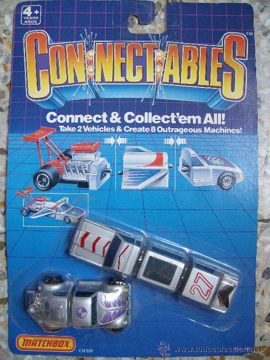CONNECTABLES MATCHBOX