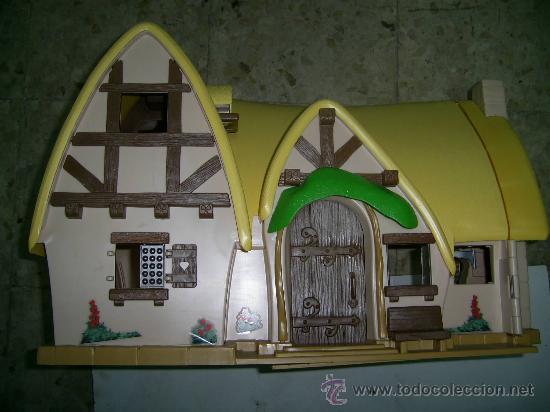 Gran casa de blancanieves y de los siete enanit comprar - Casa de blancanieves y los 7 enanitos simba ...