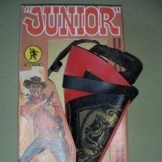 Juguetes antiguos: CARTUCHERA JUNIOR DE LA CASA GONHER CON CAJA. Lote 23950425