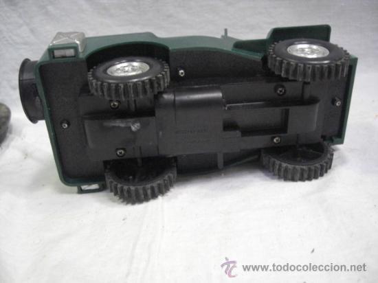 Juguetes antiguos: Jeep tracción 4 ruedas. Policía Armada. Nacoral. - Foto 6 - 26942283
