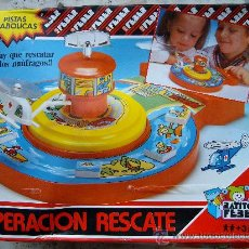 Giocattoli antichi: JUEGO DE MESA DE FEBER OPERACIÓN RESCATE. Lote 27162039