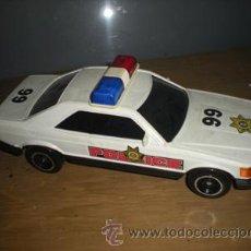 Juguetes antiguos: COCHE POLICIA. Lote 27581696
