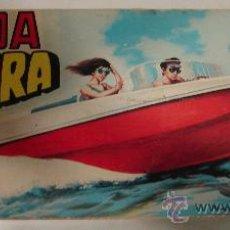 Juguetes antiguos: CANOA. MOTORA ELECTRICA. MARCA RANETTA.. Lote 24752198