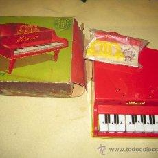 Juguetes antiguos: REIG - PIANO MINUE - VER FOTO. Lote 25186581