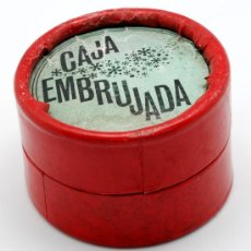 Juguetes antiguos: CAJA EMBRUJADA DE MAGIA BORRÁS CAJA Nº 1 AÑOS 50. Lote 25347546