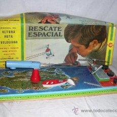 Juguetes antiguos - Rescate Espacial. Fabricado por Congost. - 27058991