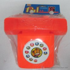 Juguetes antiguos: TELÉFONO FABRICADO POR FAL,BOLSA ORIGINAL,A ESTRENAR. Lote 25606270