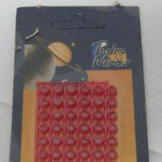 Juguetes antiguos: FULMINANTES DE PLÁSTICO,PEDRO MIRAS,PARA PISTOLAS,AÑOS 70. Lote 54527336