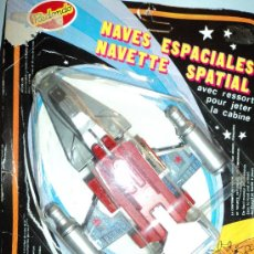 Juguetes antiguos: NAVE ESPACIAL, MARCA REDONDO.. Lote 27456787