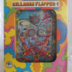 Juguetes antiguos: BILLARIN FLIPPER I DE RIMA. Lote 28733699