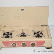 Juguetes antiguos: COCINA DE MADERA. Lote 30126763