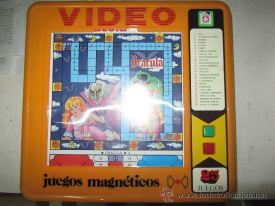 Juegos Magneticos Video 25 Juegos Chicos Comprar Juguetes
