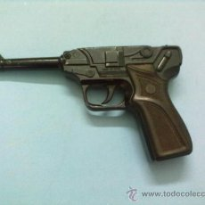 Juguetes antiguos: PISTOLA LUGER GONHER. Lote 134400063