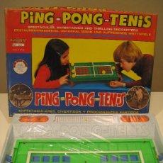 JUEGO PING-PONG-TENIS DE AIRGAN