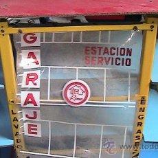 Juguetes antiguos: ESTACION DE SERVICIO MECANIZADA GARAJE DE VARIAS PLANTAS. MARCA RIMA NUMERO 2 DEL CATÁLOGO.. Lote 31316356