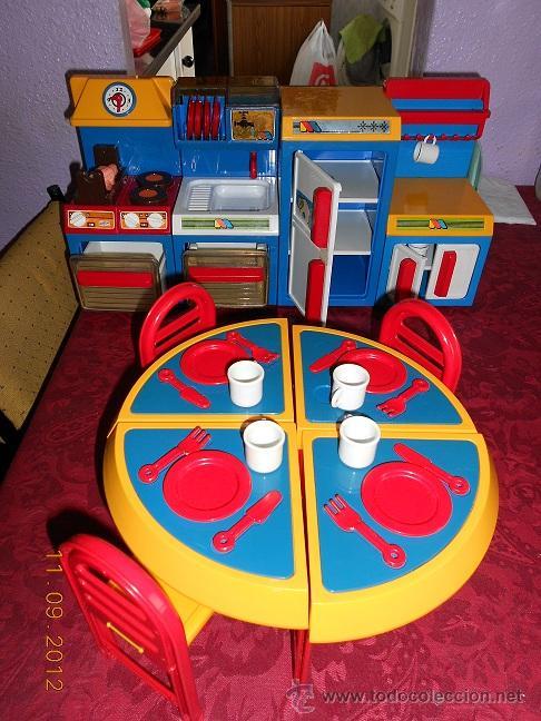 Antigua y bonita cocina molto comprar juguetes antiguos for Cocina juguete segunda mano