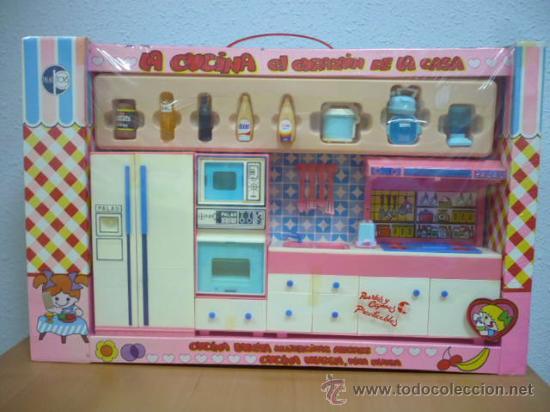 Cocina grande de juguetes palau a os 70 80 con comprar for Marcas de accesorios de cocina
