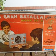 Juguetes antiguos: JUEGO LA GRAN BATALLA GR 6 DE JUGUETES GRACIA EN CAJA. Lote 34008936