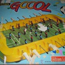 Juguetes antiguos: FUTBOLÍN RIMA - AÑOS OCHENTA. Lote 34500748