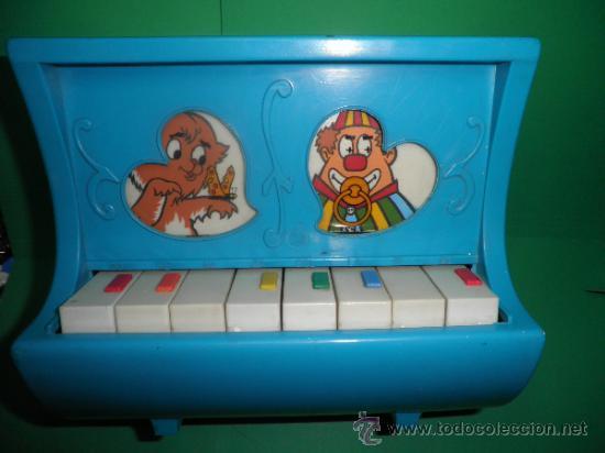PIANO REIG (Juguetes - Marcas Clasicas - Otras Marcas)