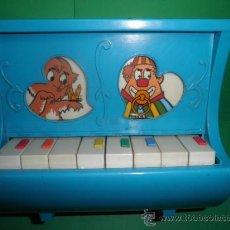 Juguetes antiguos: PIANO REIG. Lote 34682395