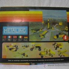 Juguetes antiguos: METALING DE POCH, SPAIN. Lote 35904065