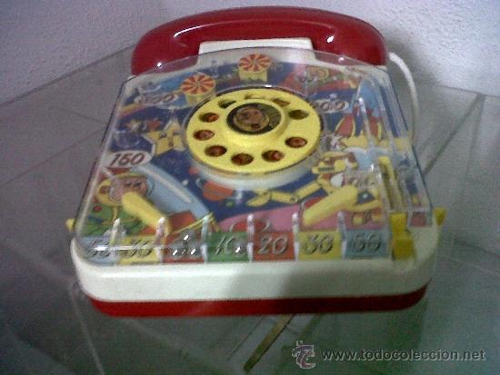Juguetes antiguos: TELEFONO RIMA - Foto 2 - 35994925