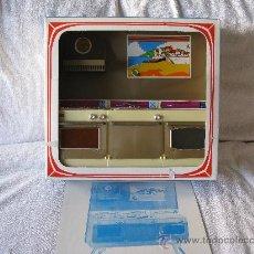 Juguetes antiguos: BONITA COCINA DE HERMANOS PALAU. Lote 36342179