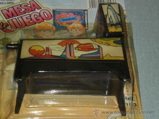 Juguetes antiguos: MESA DE JUEGO ( PIN-BALL ) BOLAS METALICAS , SHAMBERS ( MADE IN SPAIN ) REF:7153 . EN SU BLISTER . - Foto 4 - 36447301