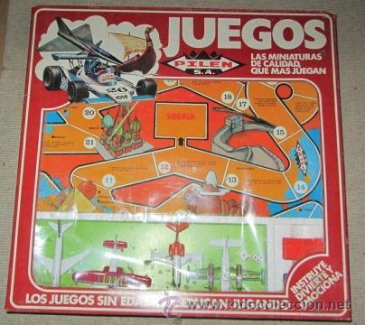 Juguetes antiguos: AVIONES DE PILEN - JUEGO CONTROL AEREO - Foto 2 - 36504827